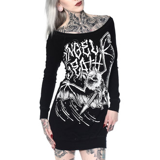 Rochie de damă HYRAW - ROBE MANCHES LONGUES ANGEL OF DEATH, HYRAW