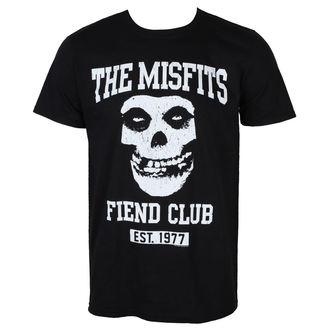 tricou stil metal bărbați Misfits - FIEND CLUB - PLASTIC HEAD, PLASTIC HEAD, Misfits