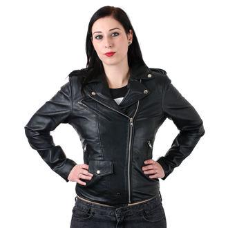 geacă de piele femei - Augusta - DOCTOR FAUST, DOCTOR FAUST