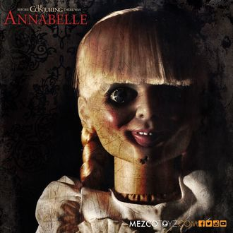 Păpușă Annabelle - The Conjuring Scaled Prop Replica, NNM