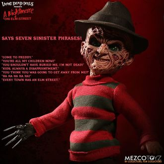 Figurină A Nightmare on Elm Street - Talking Freddy Krueger, NNM