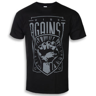 tricou stil metal bărbați Rise Against - Fist - KINGS ROAD, KINGS ROAD, Rise Against