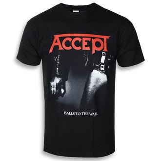 tricou stil metal bărbați Accept - BALLS TO THE WALL 2 - PLASTIC HEAD, PLASTIC HEAD, Accept