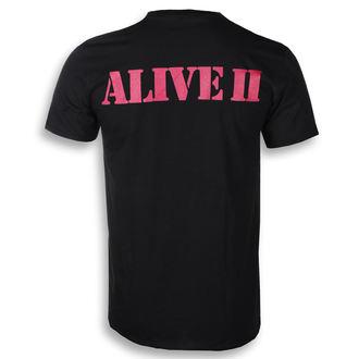tricou stil metal bărbați Kiss - ALIVE II - PLASTIC HEAD, PLASTIC HEAD, Kiss