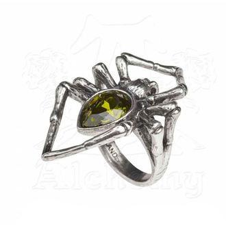 Inel ALCHEMY GOTHIC - Emerald Venom, ALCHEMY GOTHIC