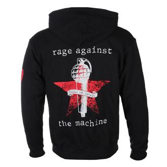 hanorac cu glugă bărbați Rage against the machine - Bulls On Parade Mic - NNM, NNM, Rage against the machine