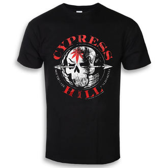 tricou stil metal bărbați Cypress Hill - South Gate - HYBRIS, HYBRIS, Cypress Hill