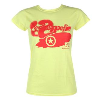 tricou stil metal femei Led Zeppelin - LZ III Bubble Logo - NNM, NNM, Led Zeppelin