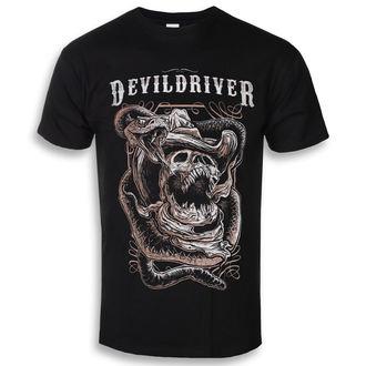 tricou stil metal bărbați Devildriver - Cowboy2 - NAPALM RECORDS, NAPALM RECORDS, Devildriver
