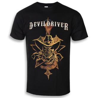 tricou stil metal bărbați Devildriver - Cowboy - NAPALM RECORDS, NAPALM RECORDS, Devildriver
