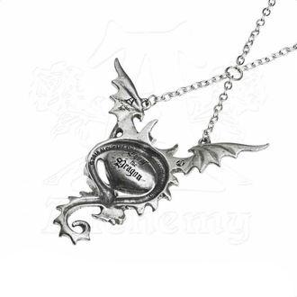 Colier cu pandantiv ALCHEMY GOTHIC - Eye Of The Dragon, ALCHEMY GOTHIC