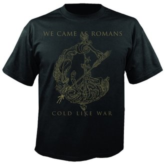 tricou stil metal bărbați We Came As Romans - Cold like war - NUCLEAR BLAST, NUCLEAR BLAST, We Came As Romans