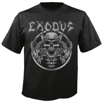 tricou stil metal bărbați Exodus - Horns Skull - NUCLEAR BLAST, NUCLEAR BLAST, Exodus