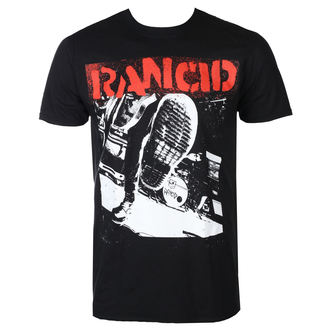 tricou stil metal bărbați Rancid - BOOT - PLASTIC HEAD, PLASTIC HEAD, Rancid