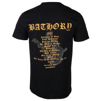tricou stil metal bărbați Bathory - THE RETURN... 2017 - PLASTIC HEAD, PLASTIC HEAD, Bathory