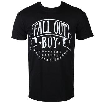 tricou stil metal bărbați Fall Out Boy - AMERICAN BEAUTY - PLASTIC HEAD, PLASTIC HEAD, Fall Out Boy