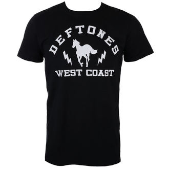 tricou stil metal bărbați Deftones - WEST COAST - PLASTIC HEAD, PLASTIC HEAD, Deftones