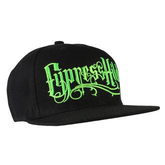 Șapcă Cypress Hill - Pot Leaf Black, Cypress Hill