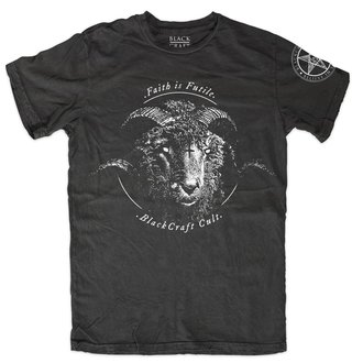 tricou bărbați - Faith Is Futile - BLACK CRAFT, BLACK CRAFT
