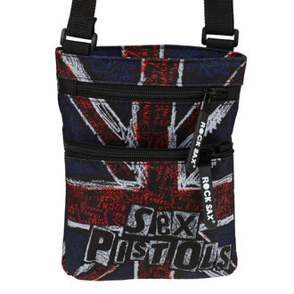 Geantă SEX PISTOLS - UK FLAG, NNM, Sex Pistols
