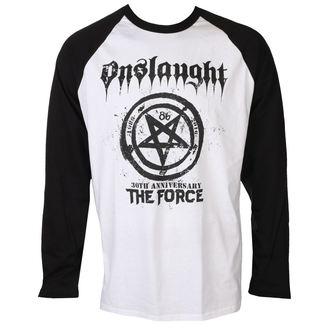tricou stil metal bărbați Onslaught - THE FORCE 30TH ANNIVERSARY BASEBALL - RAZAMATAZ, RAZAMATAZ, Onslaught