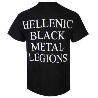 tricou stil metal bărbați Rotting Christ - HELLENIC BLACK METAL LEGIONS - RAZAMATAZ, RAZAMATAZ, Rotting Christ