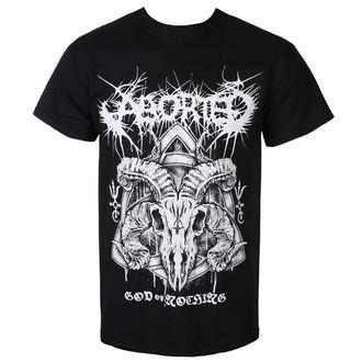 tricou stil metal bărbați Aborted - GOD OF NOTHING - RAZAMATAZ, RAZAMATAZ, Aborted