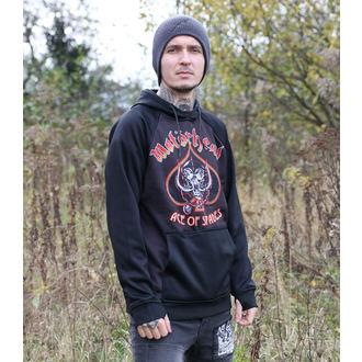hanorac cu glugă bărbați Motörhead - Black - 686, 686, Motörhead