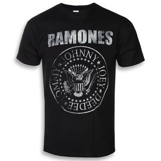 tricou stil metal bărbați Ramones - Seal Hey Ho - ROCK OFF, ROCK OFF, Ramones