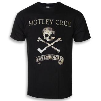 tricou stil metal bărbați Mötley Crüe - The End - ROCK OFF, ROCK OFF, Mötley Crüe