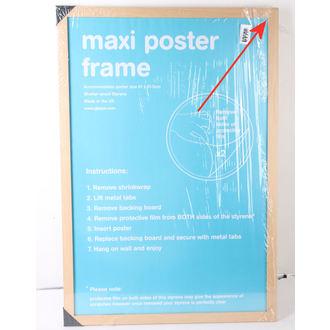 Ramă pentru poster (61x91,5 cm) - Beech - GB Posters - DAMAGED, GB posters