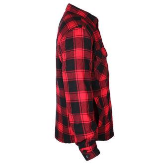 sacou de iarnă - Lumberjacket checked - BRANDIT, BRANDIT