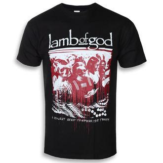 Tricou bărbătesc Lamb Of God - Enough Is Enough - ROCK OFF, ROCK OFF, Lamb of God