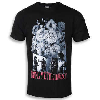 tricou stil metal bărbați Bring Me The Horizon - Flowers - ROCK OFF, ROCK OFF, Bring Me The Horizon