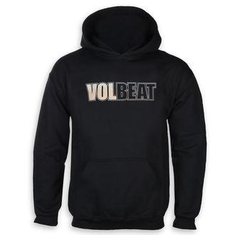 hanorac cu glugă bărbați Volbeat - Bleeding Crown Skull - ROCK OFF, ROCK OFF, Volbeat