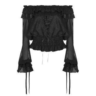 tricou stil gotic și punk femei - Nights Serenade - PUNK RAVE, PUNK RAVE