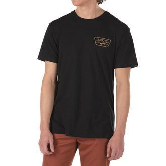 tricou de stradă bărbați - MN FULL PATCH BACK S - VANS, VANS
