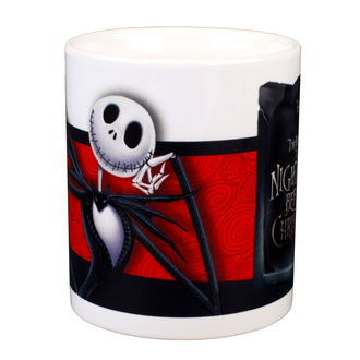 Cană Nightmare Before Christmas - Jack Banner - PYRAMID POSTERS, NIGHTMARE BEFORE CHRISTMAS