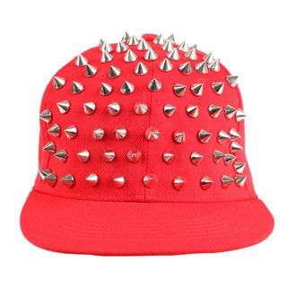 Șapcă Cupcake Cult - X SPIKE - RED / SILVER, CUPCAKE CULT