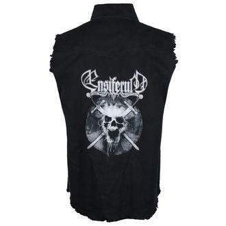 Tricou bărbătesc fără mâneci (vestă) ENSIFERUM - SKULL - RAZAMATAZ, RAZAMATAZ, Ensiferum