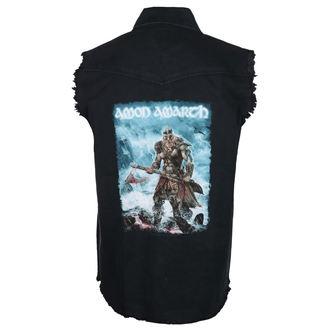 Tricou bărbătesc fără mâneci (vestă) AMON AMARTH - JOMSVIKING - RAZAMATAZ, RAZAMATAZ, Amon Amarth