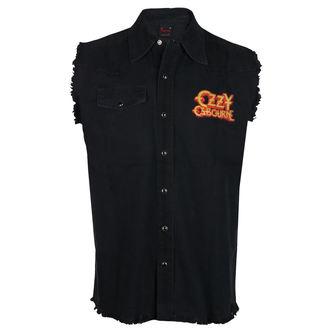 Tricou bărbătesc fără mâneci (vestă) OZZY OSBOURNE - BARK AT THE MOON - RAZAMATAZ, RAZAMATAZ, Ozzy Osbourne
