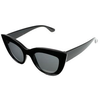 Ochelari de soare damă JEWELRY & WATCHES - Black - JW0010