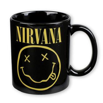 Cană Nirvana - ROCK OFF, ROCK OFF, Nirvana
