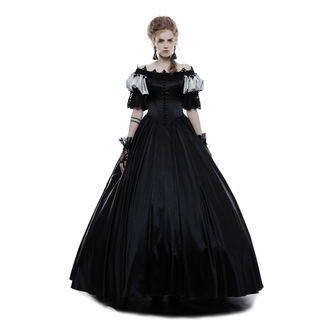 Rochie damă (Wedding/ Ball gown) PUNK RAVE - Black Ruby Gothic
