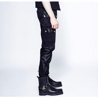 Pantaloni bărbaţi PUNK RAVE - Militarist, PUNK RAVE