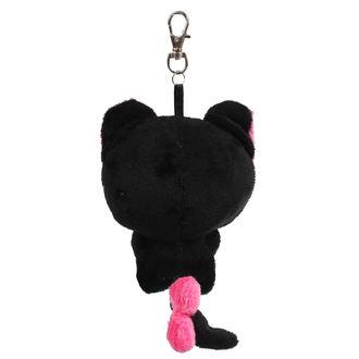 Pandantiv (cățeluș de jucărie) Dead Cute - BABY VANITY - BLACK / PINK
