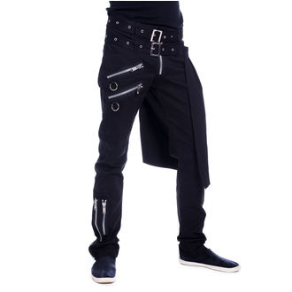 Pantaloni bărbătești Vixxsin - GRAVES - BLACK, VIXXSIN