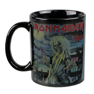 Cană IRON MAIDEN - ROCK OFF, ROCK OFF, Iron Maiden