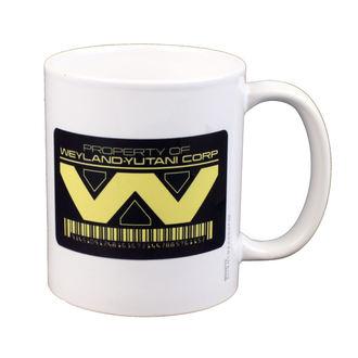 Cană Alien - Vetřelec - Weyland Yutani Corp - PYRAMID POSTERS, PYRAMID POSTERS, Alien - Vetřelec